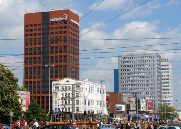 Bre Tower Łódź